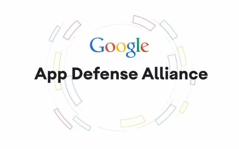Logo de Google App Defense Alliance