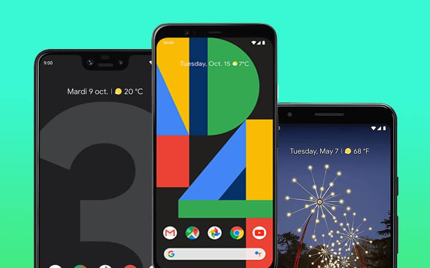 google offre million dollars pirater pixel 4