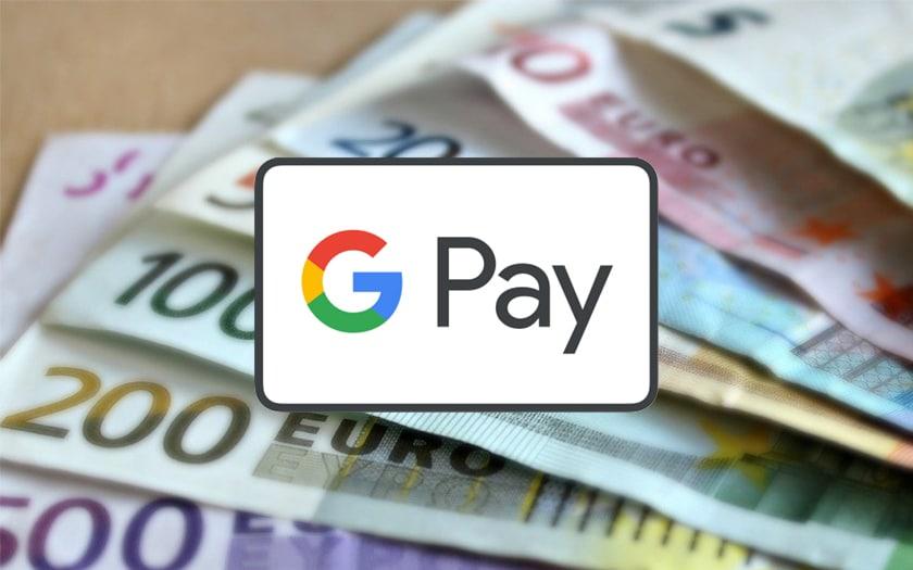 Google Pay banque