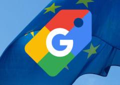 google shopping europe