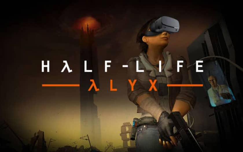 Half Life Alyx : configuration PC