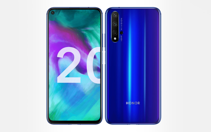 honor 20 pas cher black friday 2019