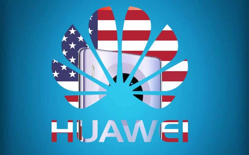 huawei etats unis lever sanctions - Huawei: the United States pledges to quickly lift some of the sanctions - Phonandroid