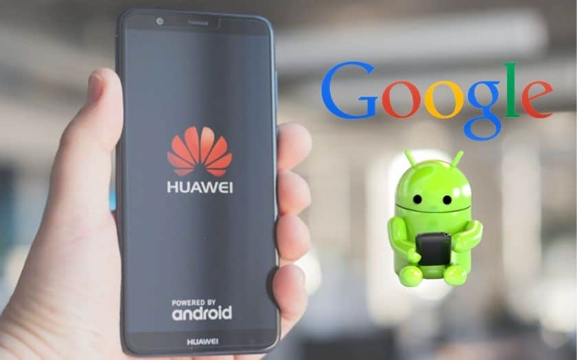 huawei licence android - Huawei would recover its Android license and Google apps by November
