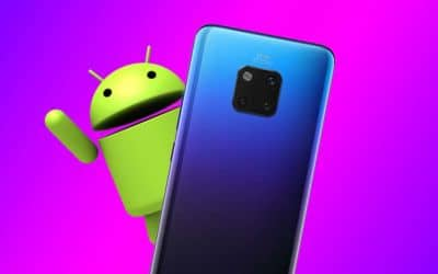 huawei mate 20 installer android 10 emui 10 mise jour
