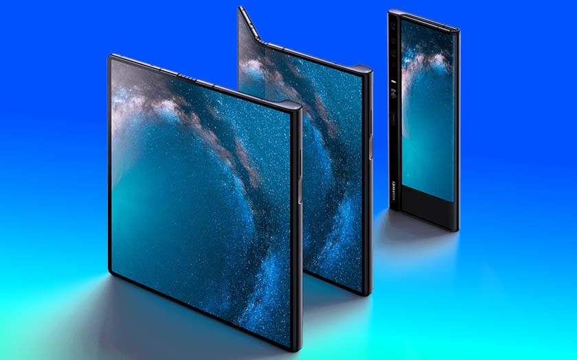 huawei mate x prix remplacement écran