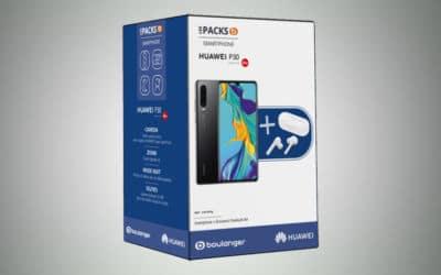 Huawei P30 + Freebuds Lite