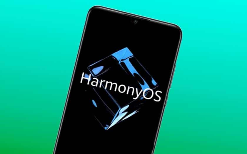 huawei remplacer android harmony os