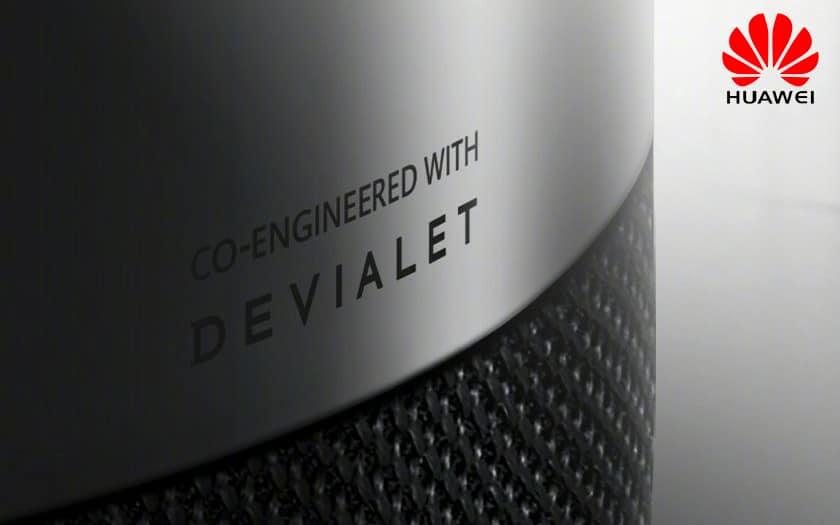 Huawei Sound X Devialet