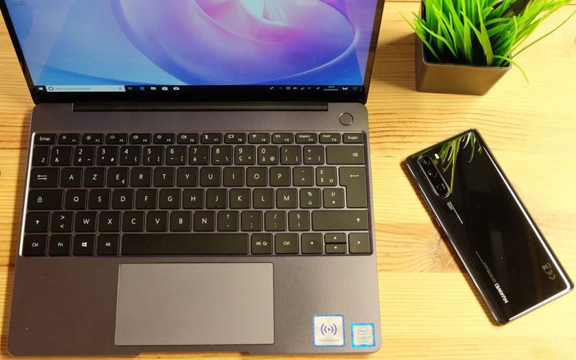 Huawei peut utiliser Windows 10 et les application Microsoft