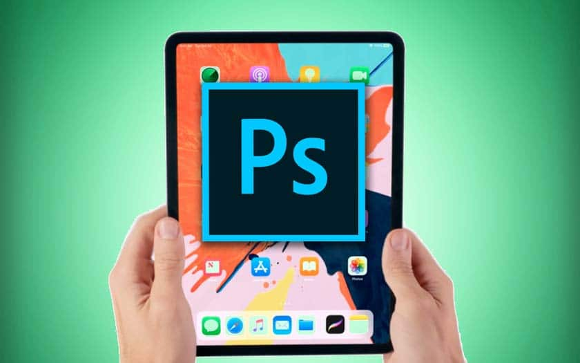 ipad adobe photoshop enfin disponible