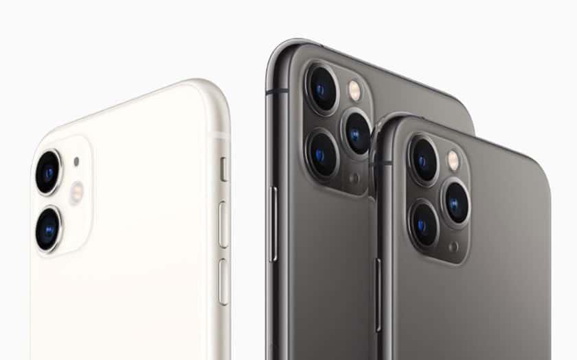 iPhone 11, 11 Pro et 11 Pro Max en Promo pour le Black Friday