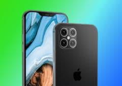 iphone 12 rendus