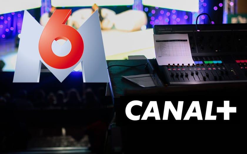 M6 et Canal+