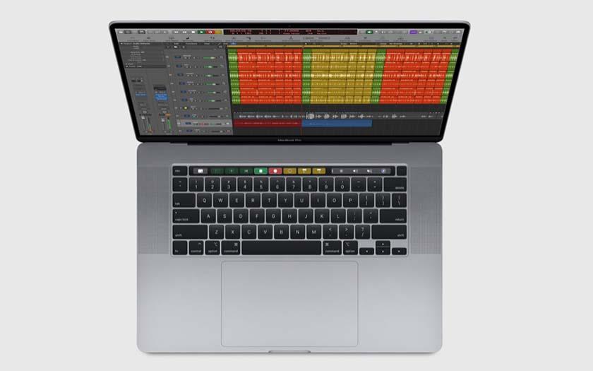 macbook pro 16 prix toutes options