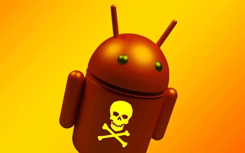 malware android désinstallez antivirus play store