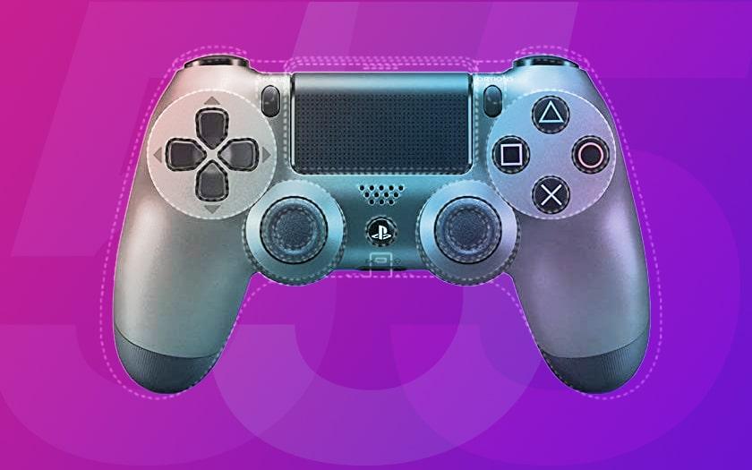 Manette DualShock PS5
