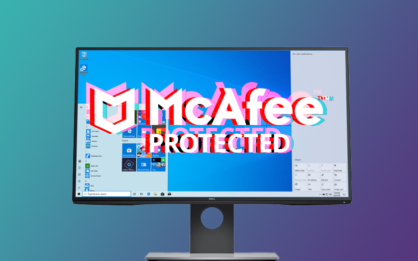 McAfee faille sécurité antivirus sous Windows 10