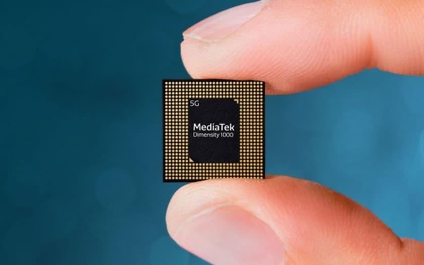 Le SoC MediaTek Dimensity 1000 5G