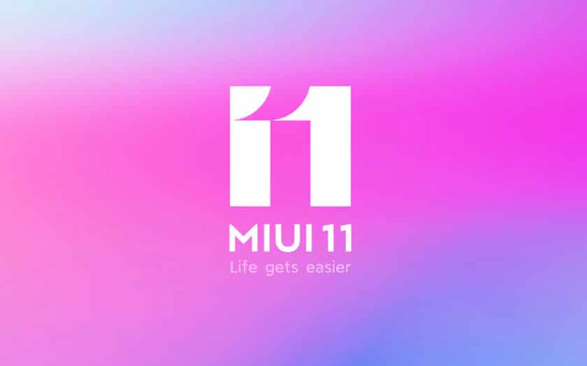 miui 11 xiaomi - MIUI 11: Xiaomi rolls out the update on 15 additional smartphones - Phonandroid