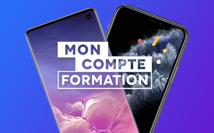 Mon Compte Formation Android iOS