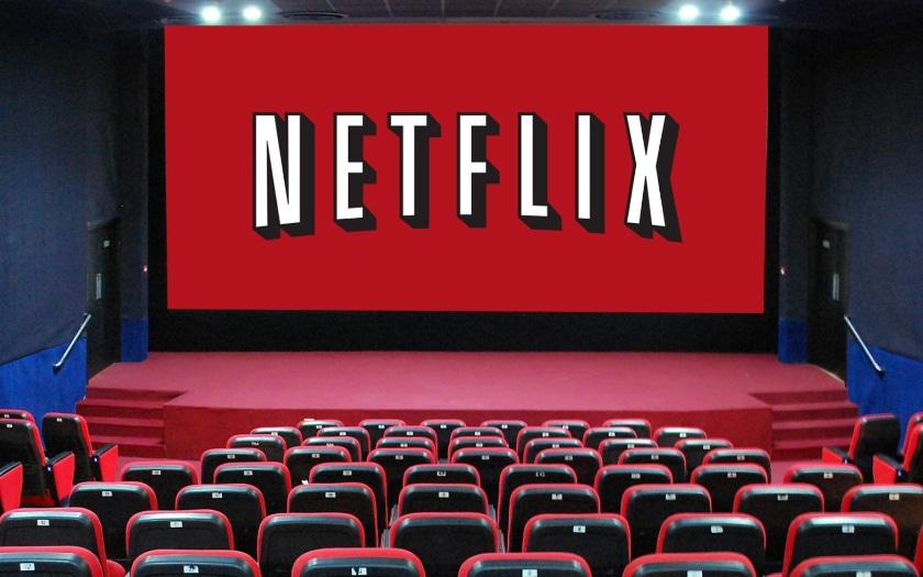 Netflix salle de cinéma