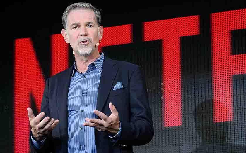 Le co-fondateur de Netflix souscrit à Disney +