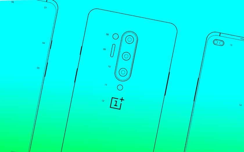 Le OnePlus 8 Pro aurait un double capteur photo selfie façon Galaxy S10+