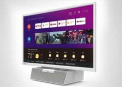 philips smart tv android tv google assistant
