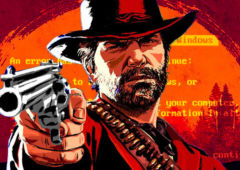red dead redemption 2 bsod