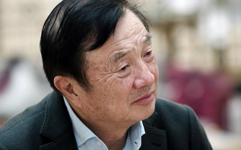 Ren Zhengfei, patron de Huawei