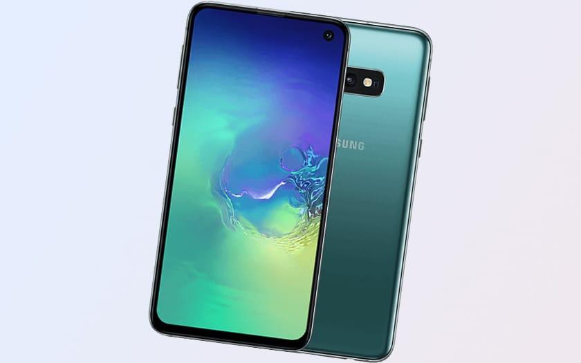 Cyber Monday 2019 sur le smartphone Samsung Galaxy S10e