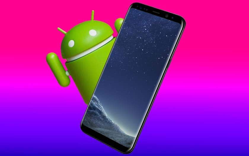 samsung galaxy s8 android 10 mise jour