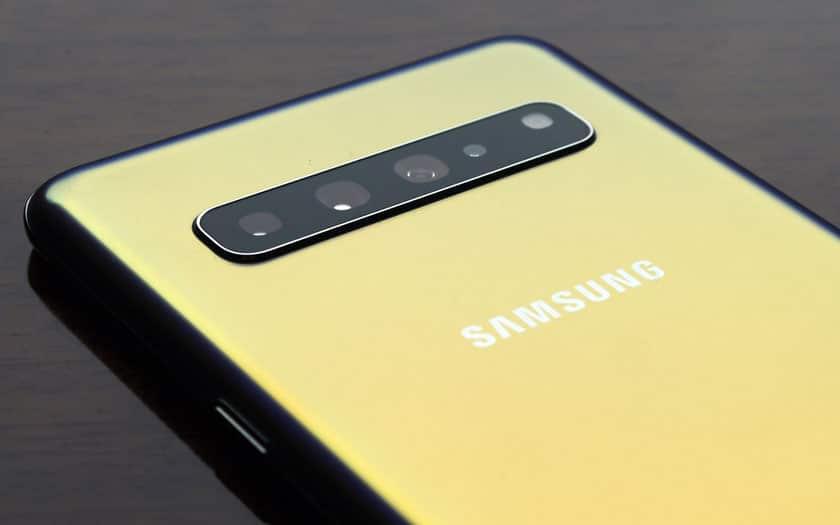samsung galaxy - Galaxy S11: Samsung has certified its battery of 3800 mAh - Phonandroid