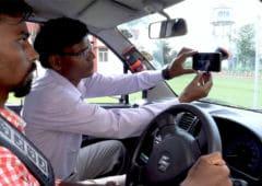 smartphone remplace examinateur permis conduire