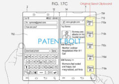 smartphone samsung deux ecrans