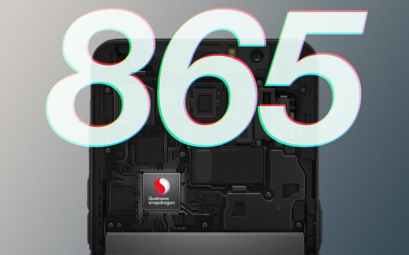 Qualcomm Snapdragon 865 fuite
