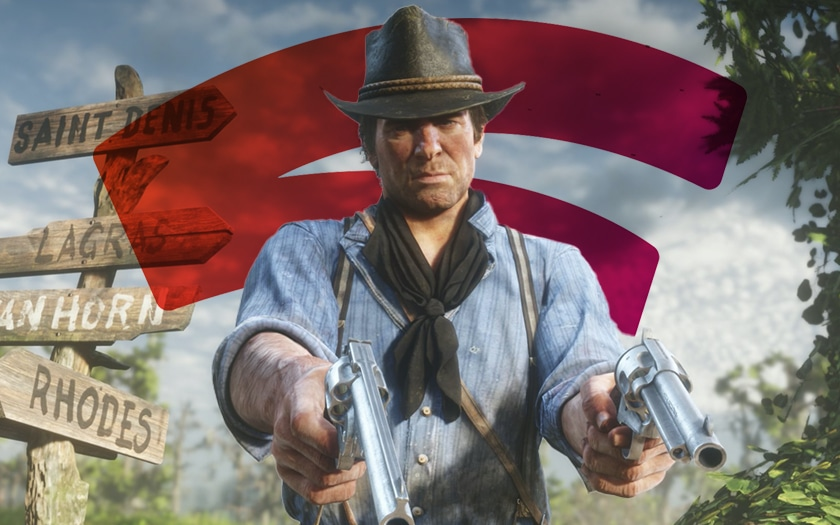 Stadia Red Dead Redemption 2
