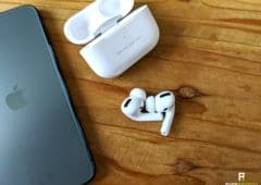 test airpods pro iphone