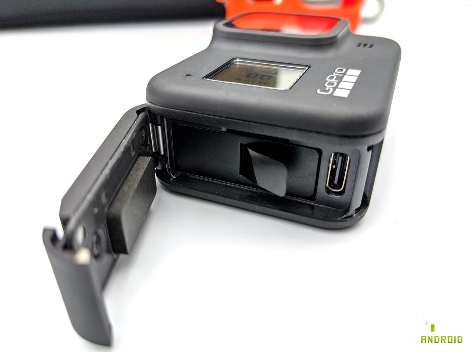 test gopro hero 8 batterie
