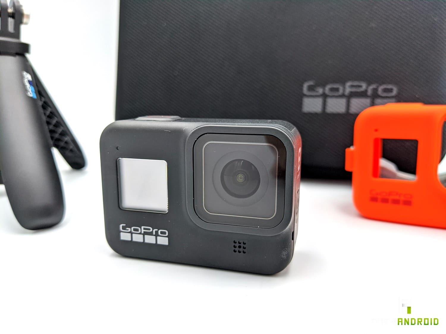 test gopro hero 8 design
