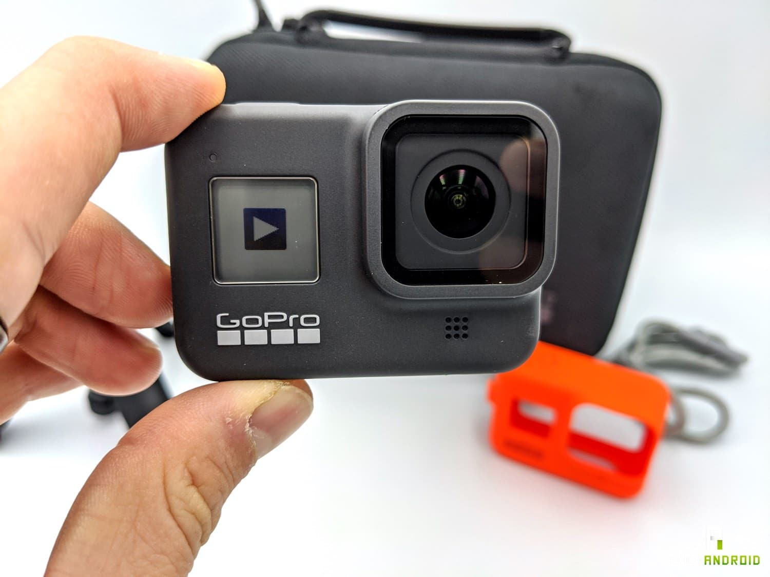 test gopro hero 8 autonomie