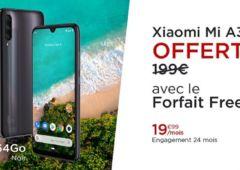vente privee free mobile novembre 2019