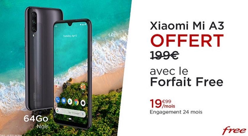Vente privée free mobile novembre 2019