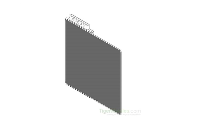 xiaomi smartphone pliable 2 - Xiaomi is preparing a foldable smartphone with 5 pop-up sensors - Phonandroid
