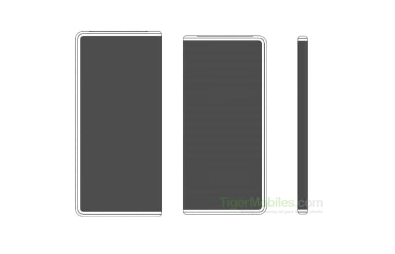 xiaomi smartphone pliable 3 - Xiaomi is preparing a foldable smartphone with 5 pop-up sensors - Phonandroid