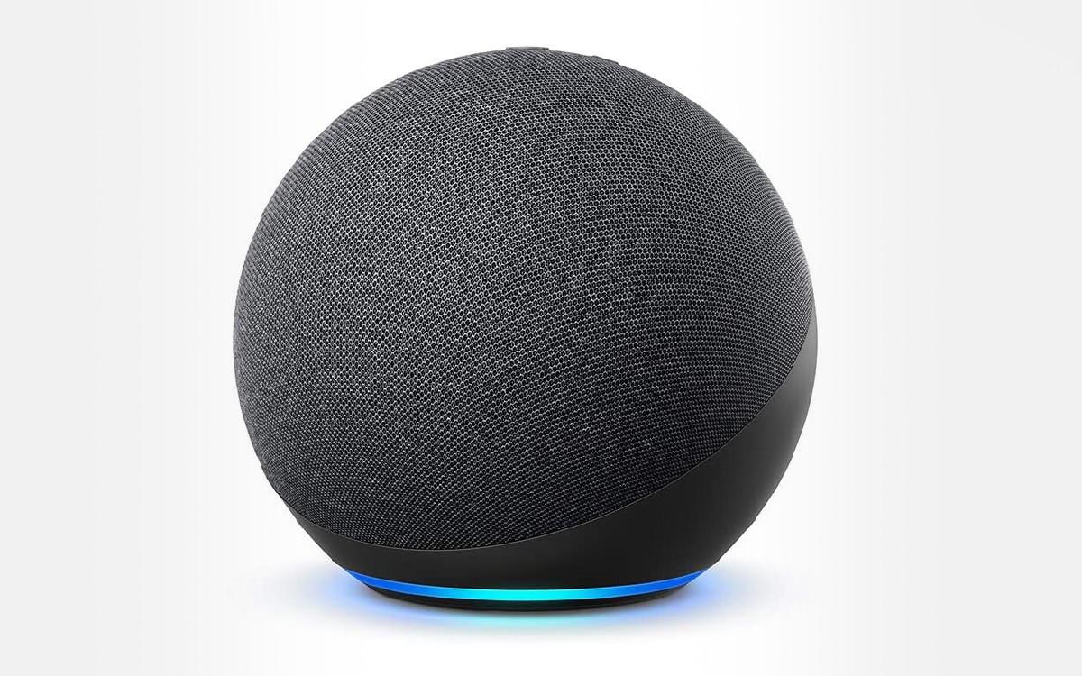 Amazon Echo 4 best smart speaker