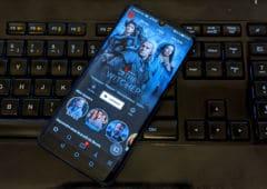 Netflix smartphone Android