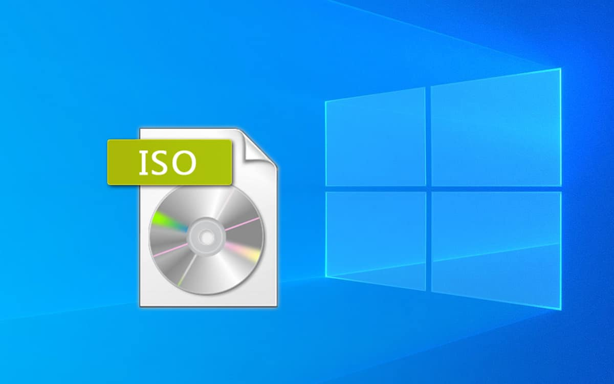 Telecharger fichier ISO Windows 10