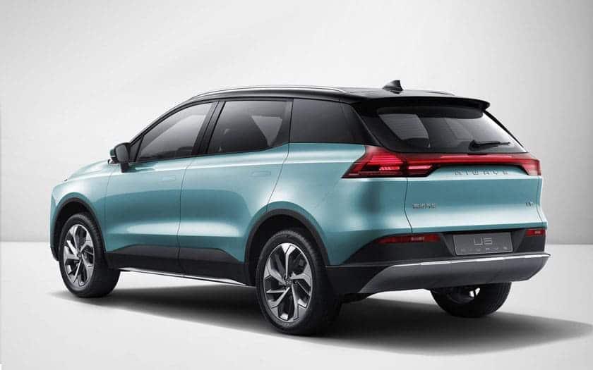 Aiways U5 : ce SUV électrique à moins de 40 000 € serait disponible en Europe en avril 2020 !